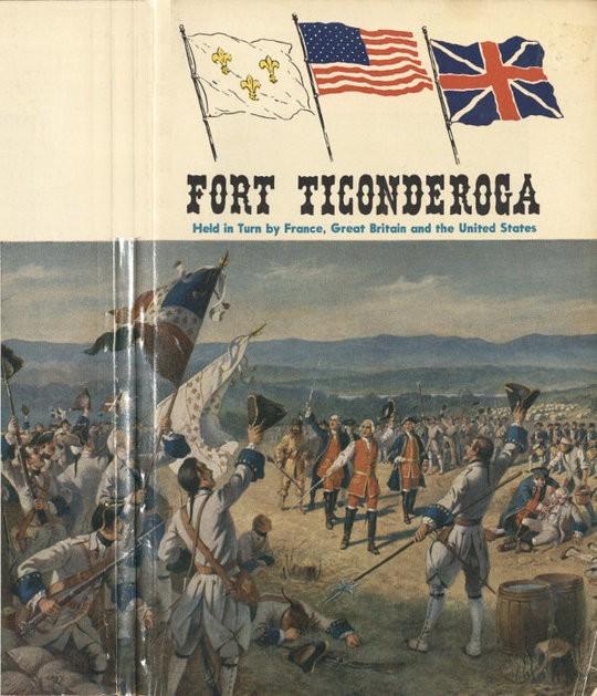 Fort Ticonderoga A Short History