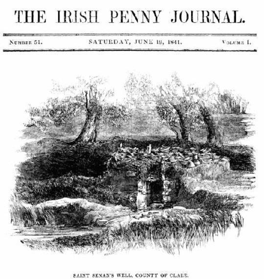 The Irish Penny Journal, Vol. 1 No. 51, June 19, 1841