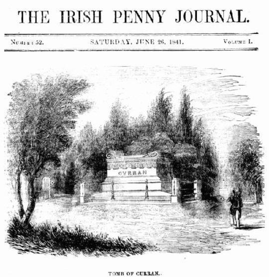 The Irish Penny Journal, Vol. 1 No. 52, June 26, 1841