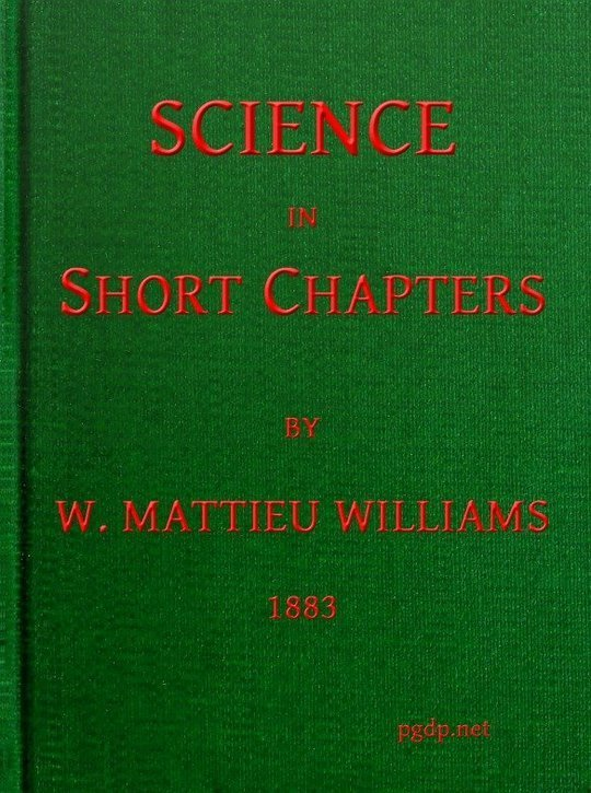 Science in Short Chapters