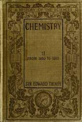 History of Chemistry, Volume II (of 2)