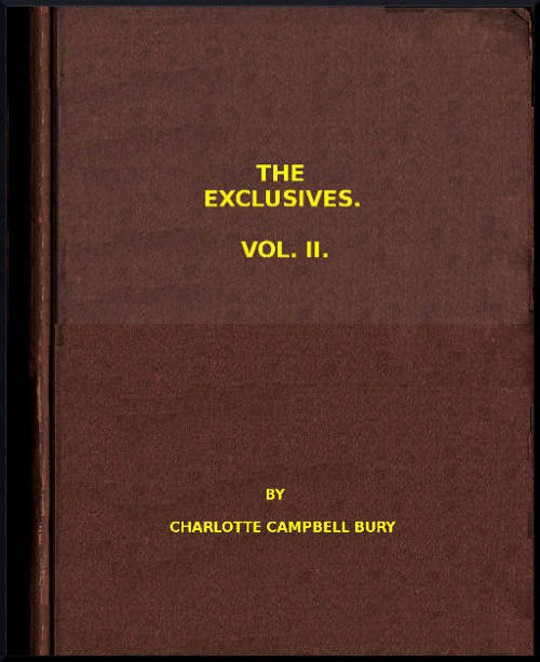 The Exclusives (vol. 2 of 3)