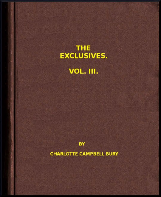 The Exclusives (vol. 3 of 3)