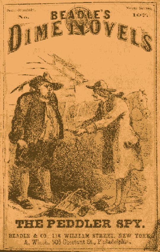 The Peddler Spy or, Dutchmen and Yankees