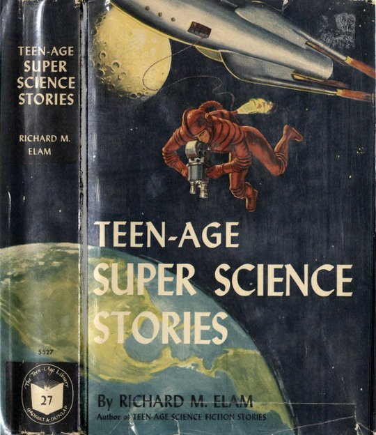 Teen-age Super Science Stories