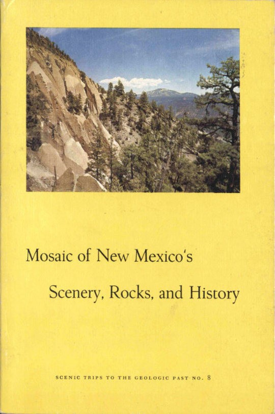 Mosaic of New Mexico's Scenery, Rocks, and History