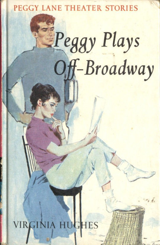 Peggy Plays Off-Broadway Peggy Lane Theater Stories, #2