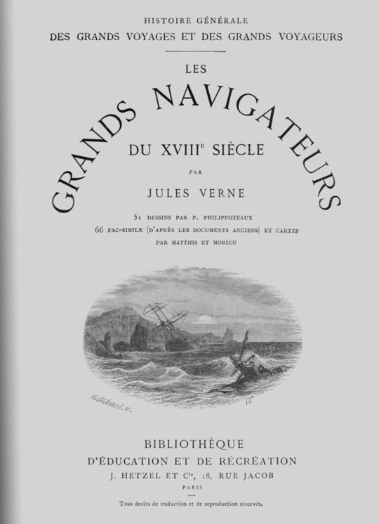 Les grands navigateurs du XIIIe siècle