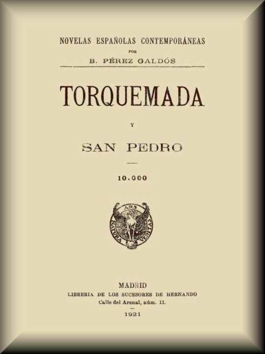 Torquemada y San Pedro