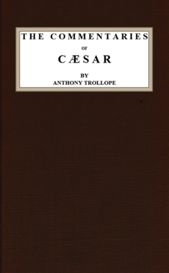 The Commentaries of Caesar