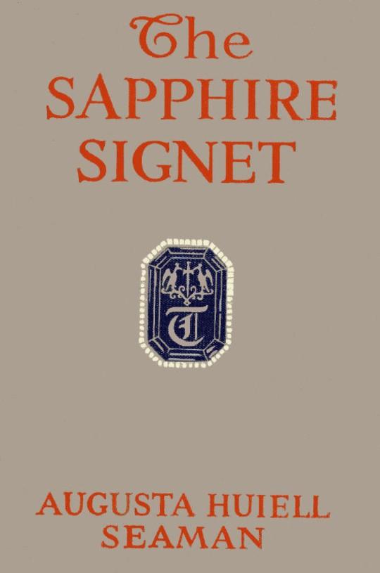 The Sapphire Signet