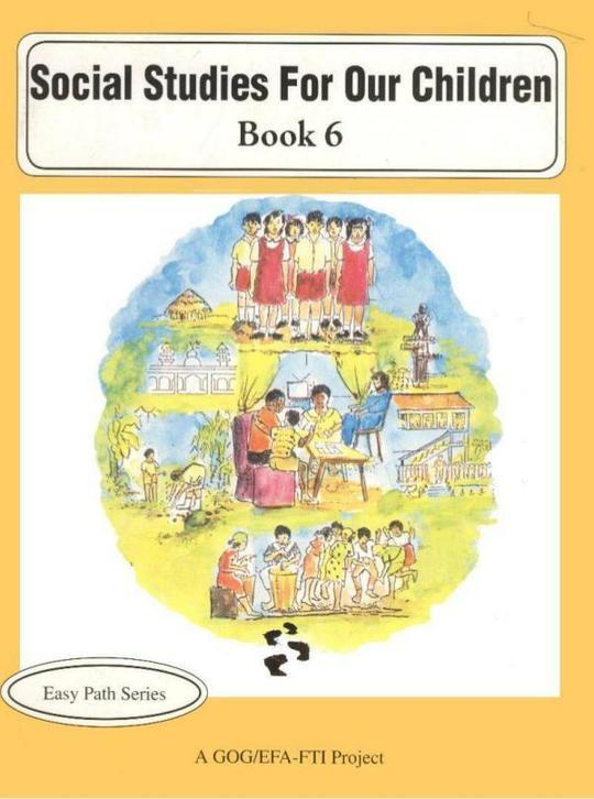 Social Studies For Our Children Book 6