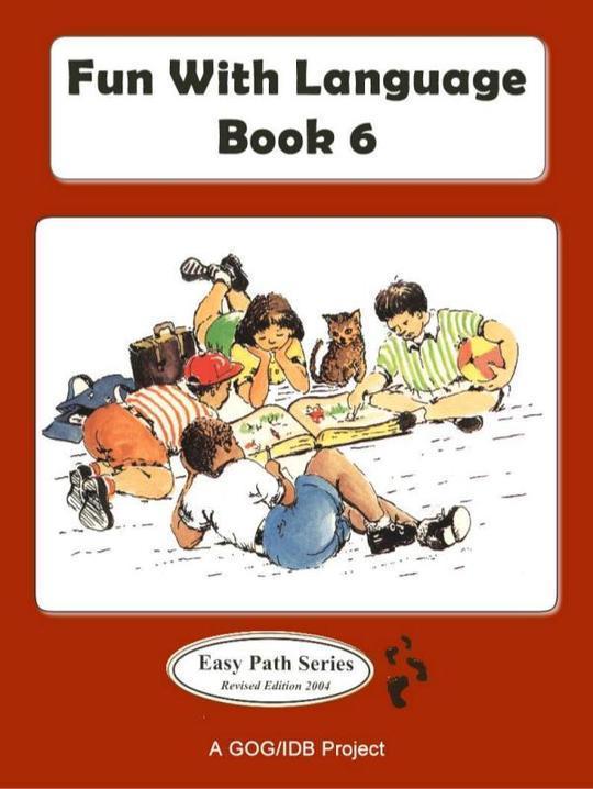 Fun With Language Book 6