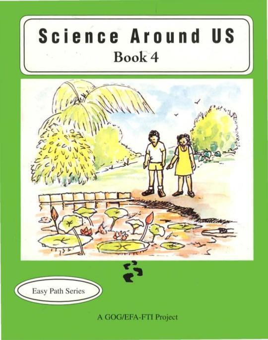 Science Around Us Book 4