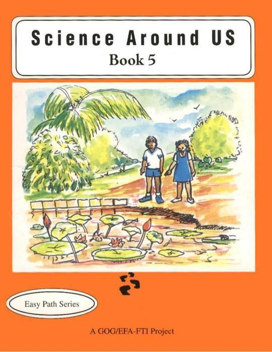 Science Around Us Book 5