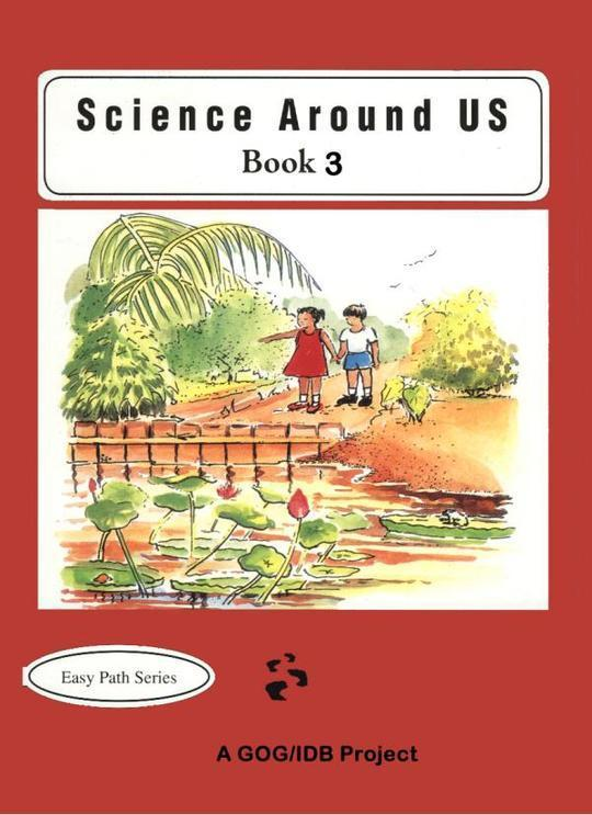 Science Around Us Book 3