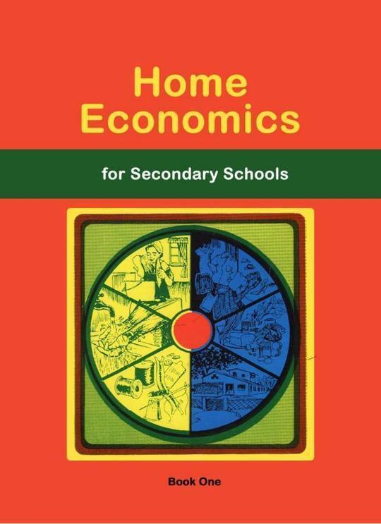 Home Economics Book  1