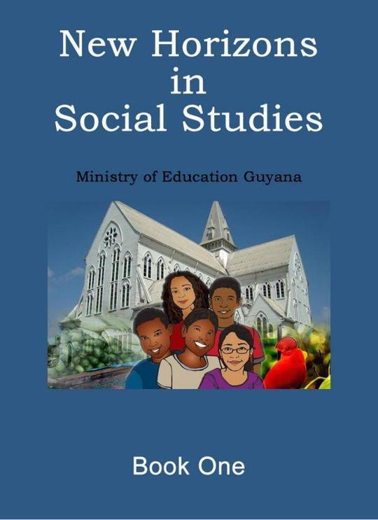 New Horizons in Social Studies Book 1