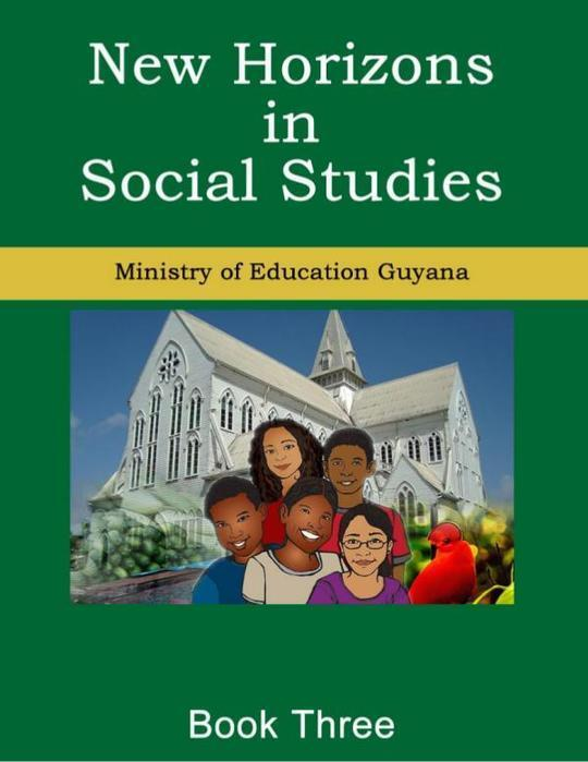 New Horizons in Social Studies Book 3