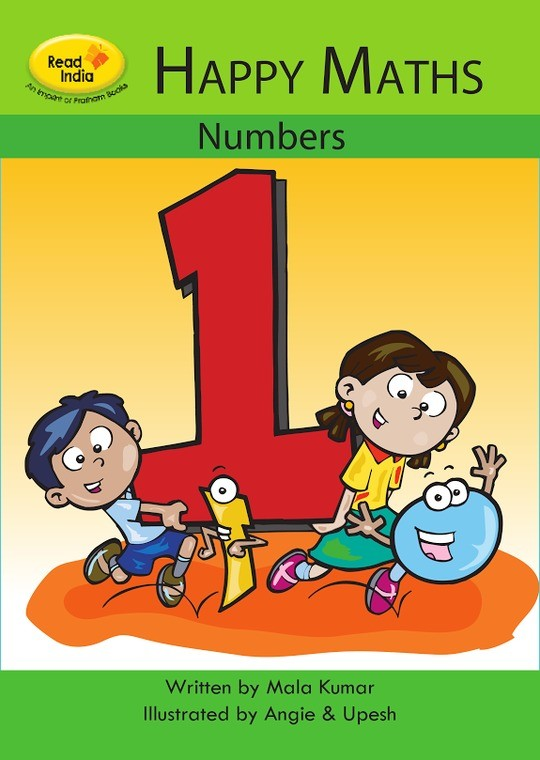 Happy Maths 1 - Numbers