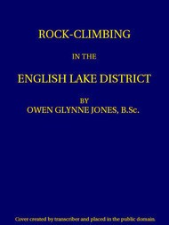 Rock-climbing in the English Lake District Third Edition