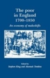 The Poor in England, 1700-1850