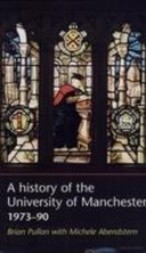 A History of the University of Manchester, 1973-90