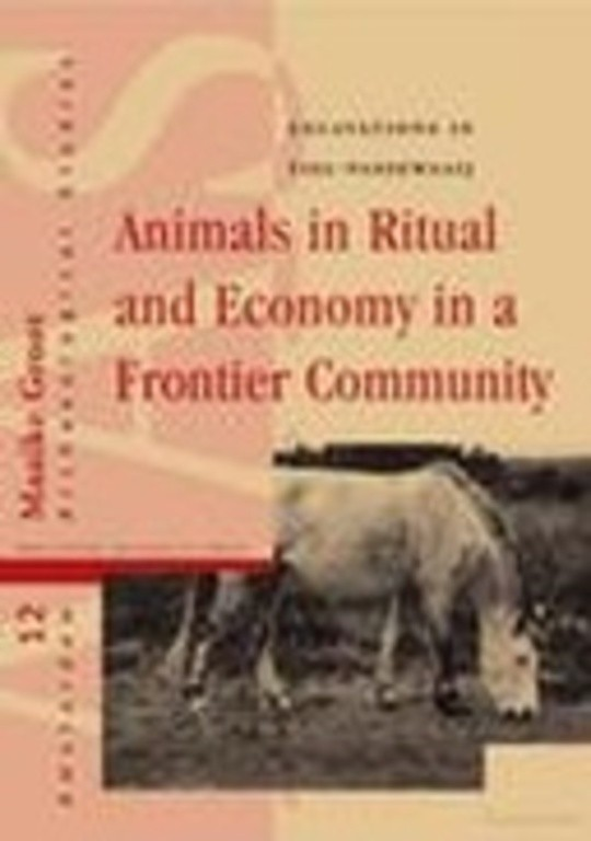 Animals in Ritual and Economy in a Roman Frontier Community