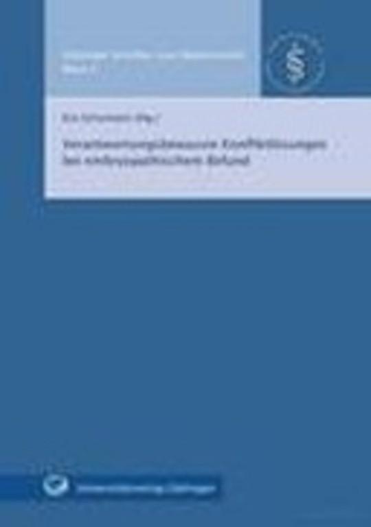 Verantwortungsbewusste Konfliktlösungen bei embryopathischem Befund