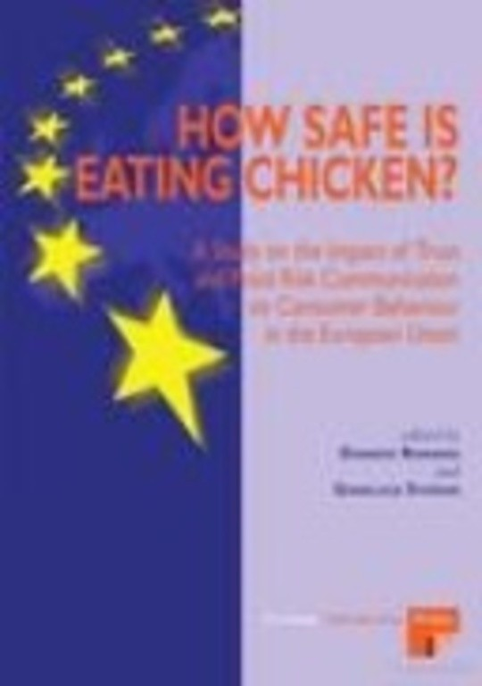 How safe is eating chicken?