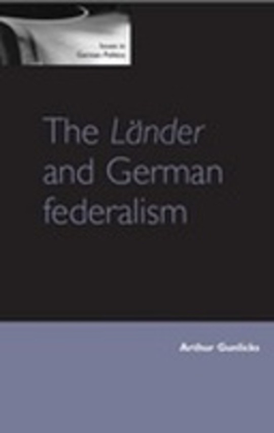The Länder and German federalism