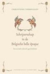 Schrijverschap in de Belgische belle époque