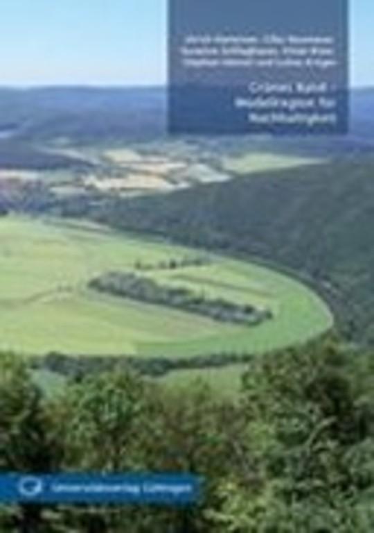 Grünes Band - Modellregion für Nachhaltigkeit