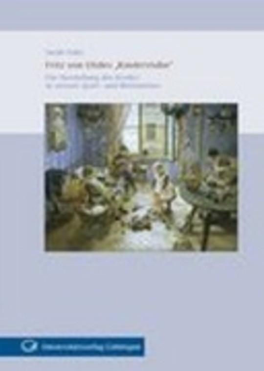"""Fritz von Uhdes """"Kinderstube"""""""