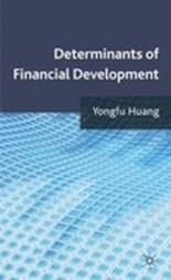 Determinants of Financial Development