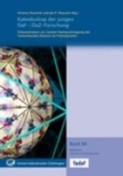Kaleidoskop der jungen DaF-/DaZ-Forschung