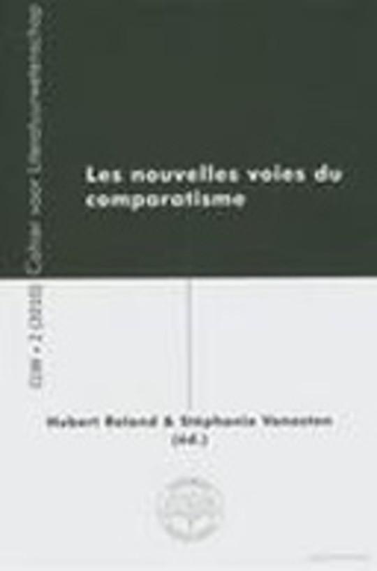 Les nouvelles voies du comparatisme - CLW 2 (2010)