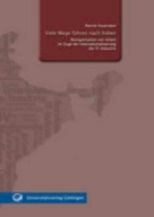 Viele Wege führen nach Indien