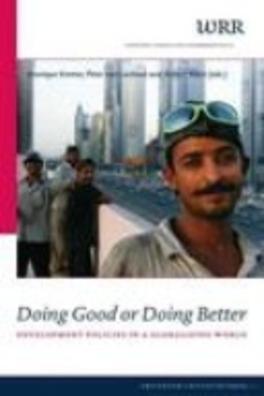 Doing Good Or Doing Better
