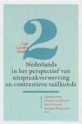 Nederlands in het perspectief van uitspraakverwerving en contrastieve taalkunde