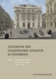Geschichte der italienischen Literatur in Österreich Teil 2