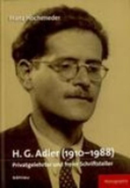 H.G. Adler (1910-1988)