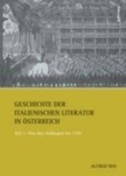 Geschichte der italienischen Literatur in Österreich
