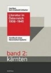 Literatur in Österreich 1938-1945: Kärnten