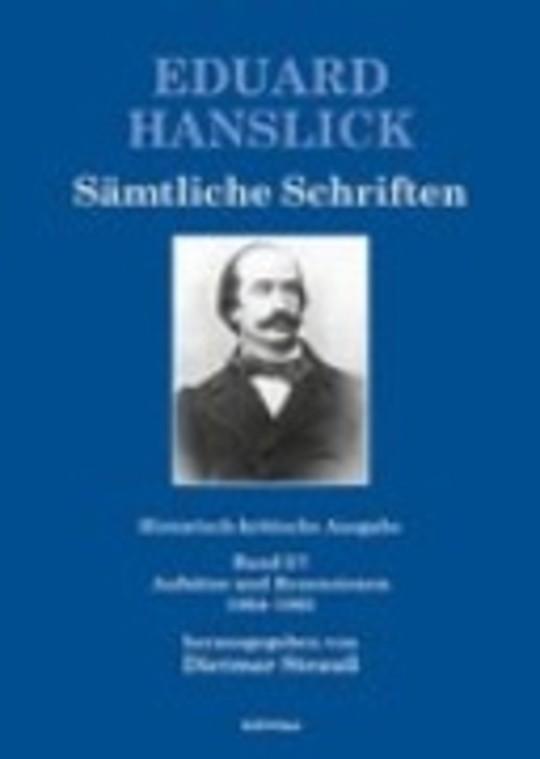 Sämtliche Schriften: Aufsätze und Rezensionen, 1864-1865