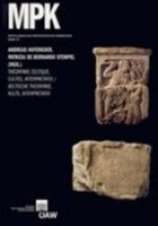 Keltische Theonymie, Kulte, interpretatio