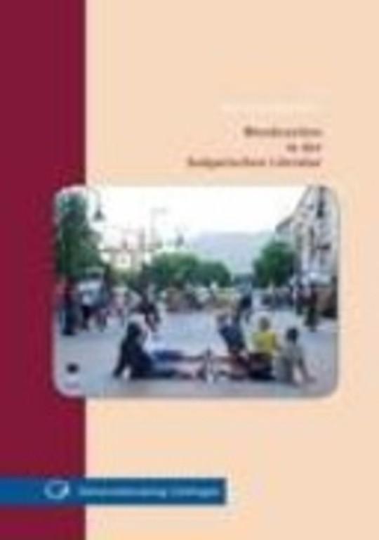 Wendezeiten in der bulgarischen Literatur