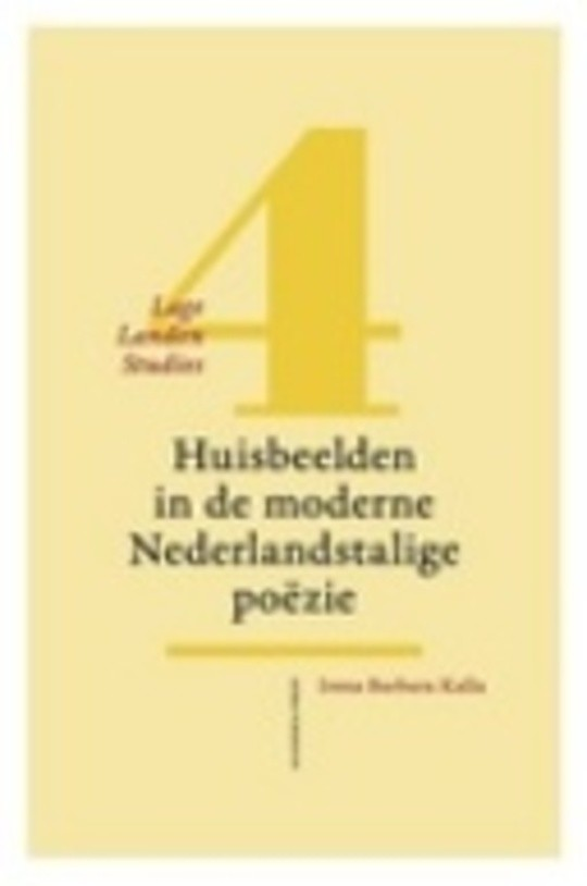 Huisbeelden in de moderne Nederlandstalige poëzie