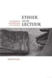Ethiek van de lectuur