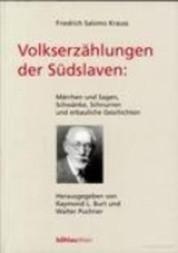 Volkserzählungen der Südslaven